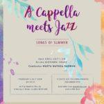 "A cappella meets jazz"" – Offbeat Choir, Scandinavian Singing Club and Alle Choir London"