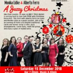 Jazzy Christmas with Alle Choir London and special guests: Monika Lidke and Alberto Ferro